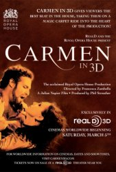 Carmen for The Royal Opera